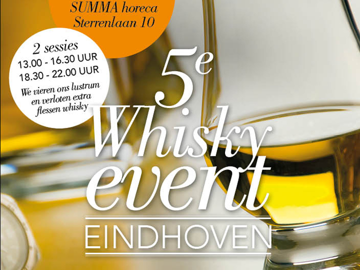 Whisky-event 2016