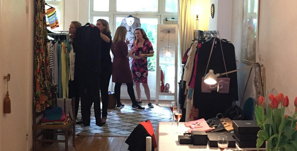 Carina van der Kloet styling salon personal styling
