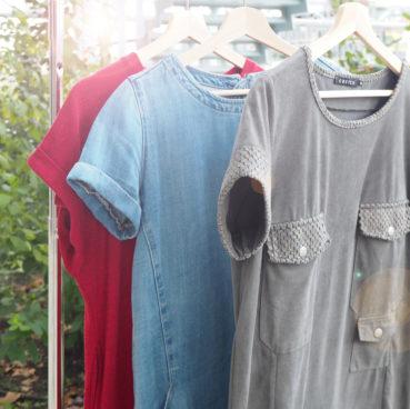 Lange zomer jurkjes