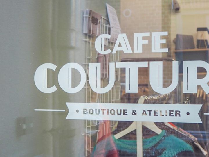 REPORTAGE #1 CAFÉ COUTURE