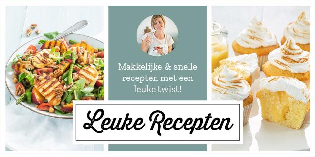 Leukerecepten.nl banner vrienden van KimLeukerecepten.nl